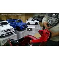 Инструкция по сборке электромобиля